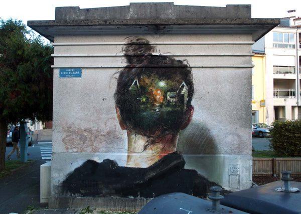 Colaboración con sebasvelasco, festival Vieurbaine. Niort, Francia