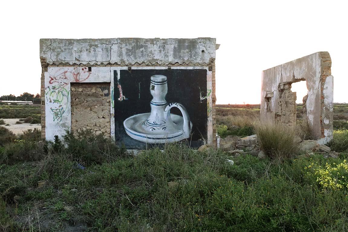 Salinas de San Fernando, Cádiz