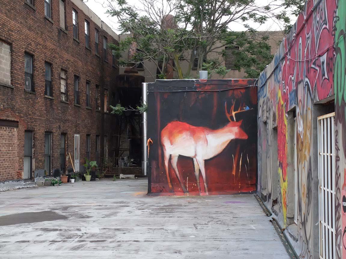 Sobre la resistencia 1. New York