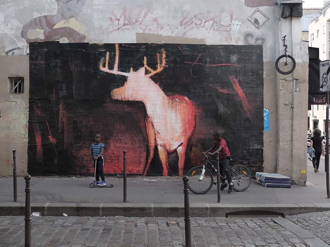 Sobre la resistencia 2. París