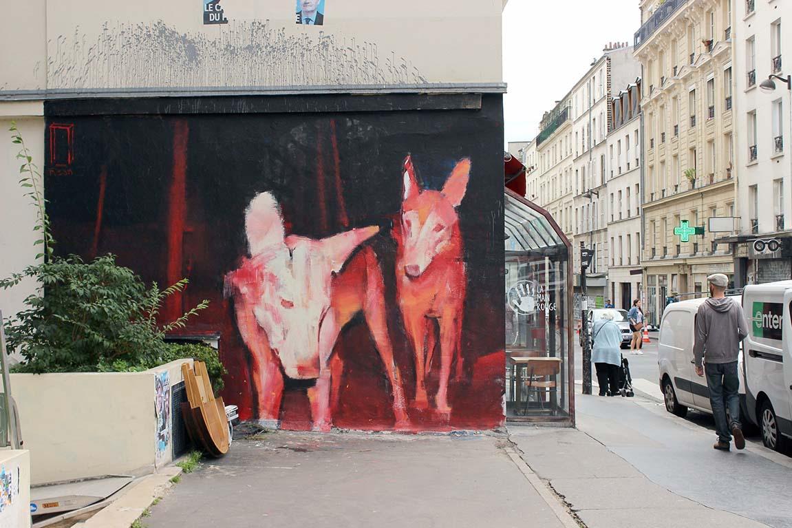 Sobre la resistencia 4. París
